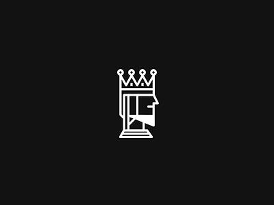 Kings logomark icondesign modern digital graphic digitalart art petros afshar brand design logo design digital art design brand iconography icon logo branding illustration graphic design vector