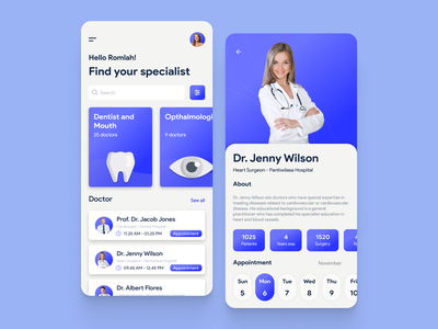 Medical Mobile App mobile ui ux ui uiux mobile app design mobile app medicine medicalapp medical hospital healthcare health doctor clinic app design app