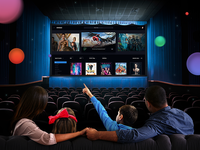 Kinogo – arrange movie theater at home
