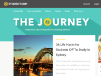 Student.com - The Journey