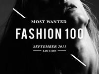 Fashion 100
