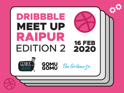 Dribbble Raipur 2020 Feb