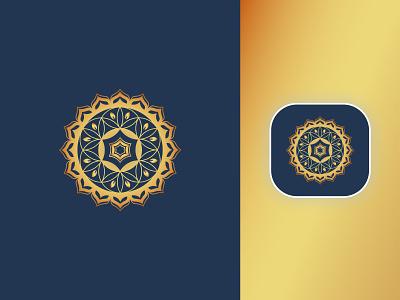Mandala logo design | branding logo designer logo design modern minimalist logo mandala design mandala logo logodesign brand logos branding design custom logo lettermark brand logo branding logo minimalist