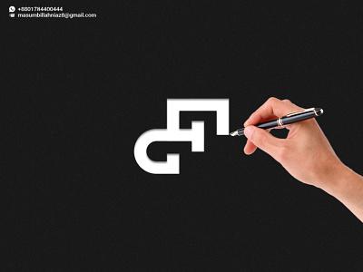 GM Letter Logo | Branding wordmark custom logo lettermark brand logo minimalist branding branding identity logo designer logo design logodesign logos logo logomark gm logo gm letter gm letter logo gm monogram