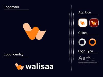 W Monogram logo | Minimalist | Branding logo designer logo design branding identity w letter logo w monogram wordmark custom logo lettermark brand logo branding logo minimalist