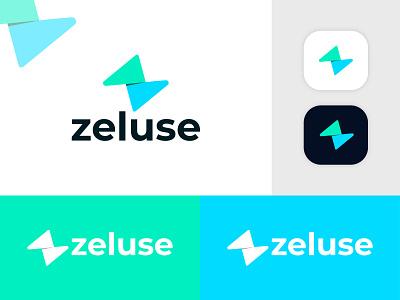 modern z logo design | Branding lettermark logo monogram logo custom logo graphic design logo design modern logo app icon brand identity branding minimal logo z logo