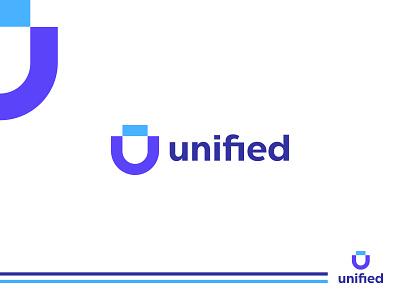u letter logo | unified logo | unity logo | branding app icon ecommerce logo monogram lettermark brand logo minimalist logo branding minimal u logo u letter logo