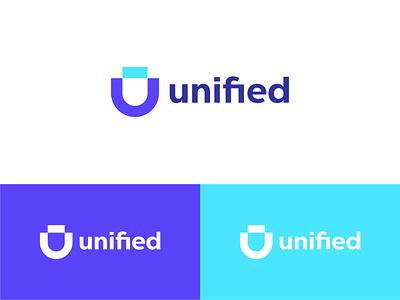 u letter logo | unified logo | unity logo | branding minimal logo designer ecommerce logo app icon logo design logos unified unity logo team work custom logo lettermark brand logo branding logo minimalist