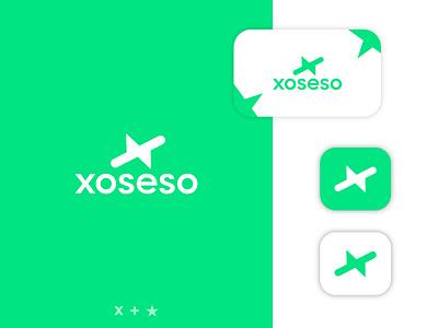 Star + X combinemark | x letter logo | branding logos graphic design modern logo app icon logo design minimal brand identity branding minimalist logo x letter logo star logo