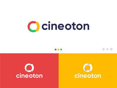 c & o combinemark | logo design | branding branding design brand identity app icon icon lettermark minimalist branding minimal logo cinema logo movie logo o logo c logo c  o letter logo