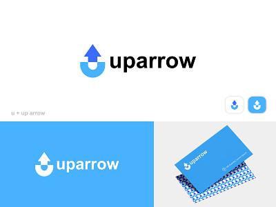 u + up arrow combine mark | logo | branding logodesign u-letter-logo ulogo logos logo-design logo designer minimal brand identity branding design modern logo icon logo design branding minimalist logo u letter up arrow
