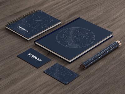 Night Shift Branding Kit branding meetup charlotte digital design education skookum vector learning self improvement
