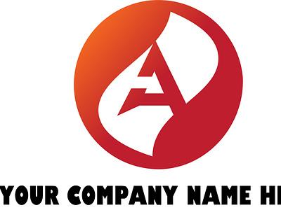 Letter logo A letter logo a letter logo a vector unique logo design illustration logo letter logo