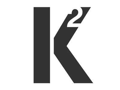 K2 Logo Square graphic logo design logo
