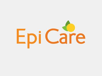 EpiCare Logo graphic logodesign graphic deisgn