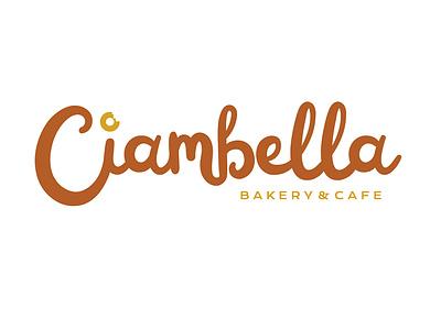 Ciambella Logo logodesign logo