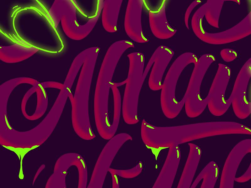 Glow in the dark on Threadless by Eduardo Morgan | Dribbble | Dribbble