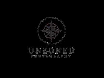 Unzoned Branding photography logo business cards print design web design typography logo design branding