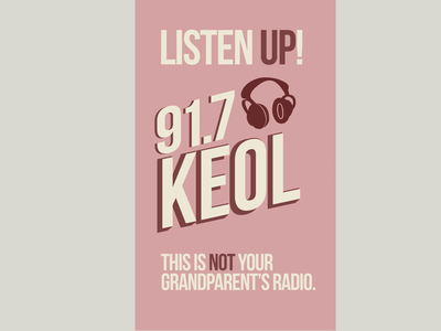 KEOL Poster poster design print design design typography branding