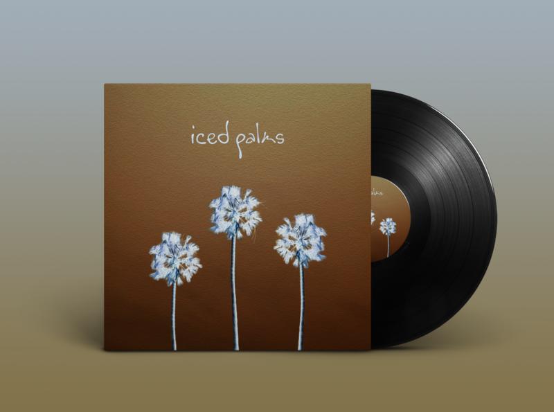 iced palms