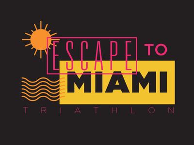 Escape To Miami Triathlon