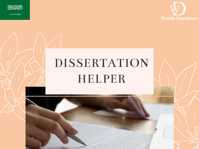 Help in Dissertation Writing Services - Dissertation Helper dissertationwritingservices