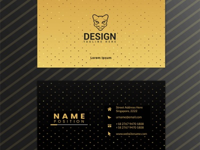 LUXURY BUSINESS CARD 08 01 branding best desgin luxury design business card illustration design illustrationdesign design art vector illustration modern modernbusinesscard businesscard luxury