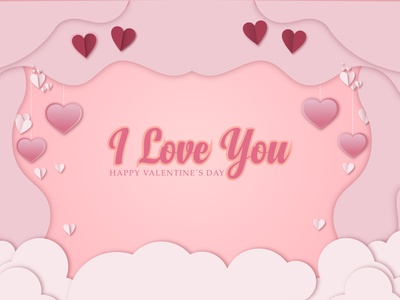 Valentine's Background illustration i love type i love you background art background removal background design backgrounds background valentines day valentinesday valentine day valentines valentine