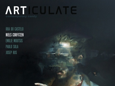 ARTICULATE #11 typography publication design contemporary art art magazine