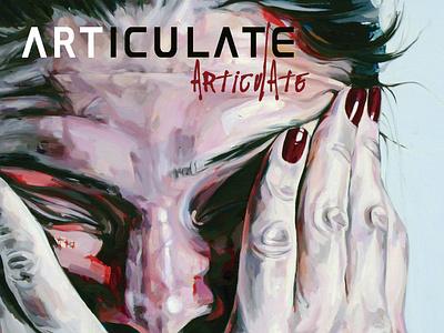 ARTICULATE #12 typography publication design contemporary art art magazine
