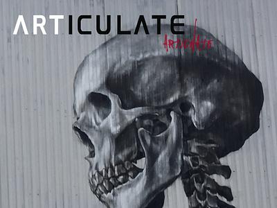 ARTICULATE  #13 typography publication design contemporary art art magazine