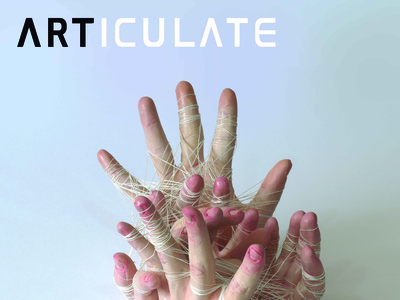 ARTICULATE #19 typography publication design contemporary art art magazine