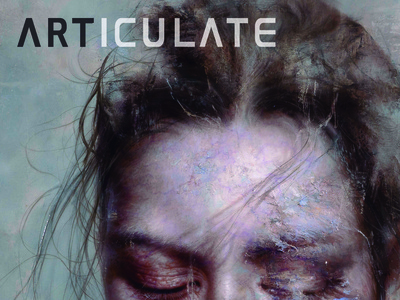 ARTICULATE #20 typography publication design contemporary art art magazine
