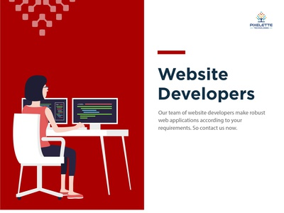 Website Developers | Pixelette Technologies seo web developer web design webdesign website development web developers website digital marketing company illustration design digital branding