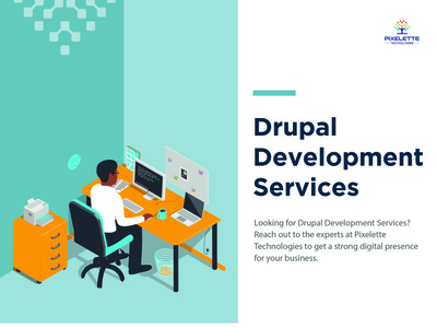 The Finest Drupal Development Services | Pixelette Technologies web development agency shopify store development shopify development company dynamic web design angularjs development company website developers web development company web development company seo illustration digital branding design