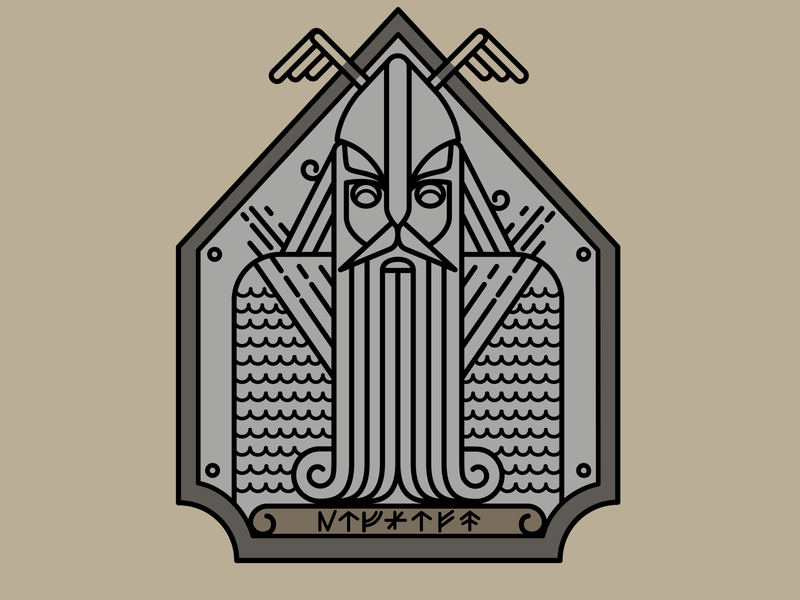 Viking vikings viking logo middle ages history knight scandinavia viking artwork art illustration design