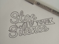 Stop your Silence