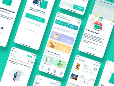 Semsem app delivery app