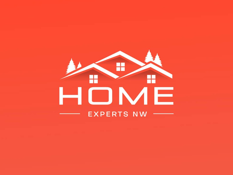 Home Experts brandidentitydesign brandidentity corporateidentity houselogo realestatelogo corporatelogo abstractlogo logodesign logo bradning