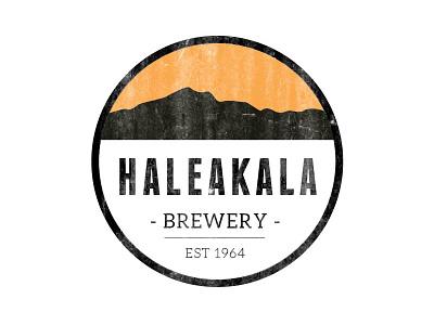 Haleakala Brewery Logo maui haleakala brewery hawaii beer logo