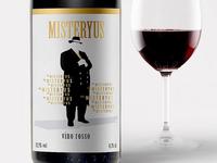 Mr Misteryus White Wine