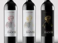 Dante Wine Label