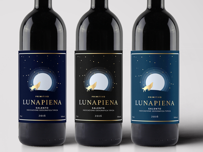 LUNAPIENA Wine