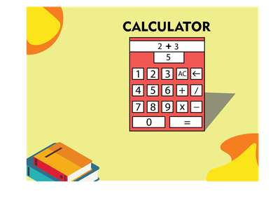 Calculator dailyui