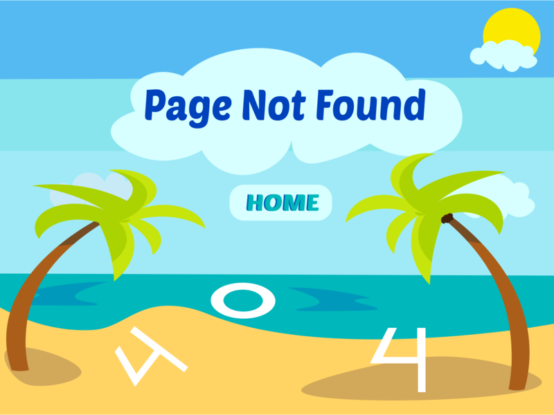 404 dailyui