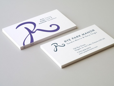 RPM Business Card