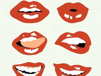 laugh out loud design pop art graphic design illustration digital art procreate digital illustration