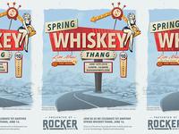 Spring Whiskey Thang