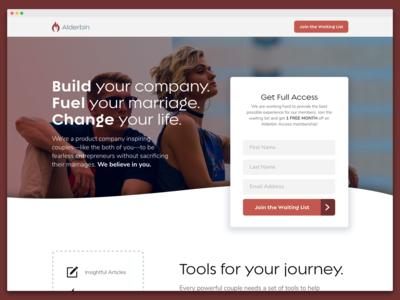 Alderbin - Home Page