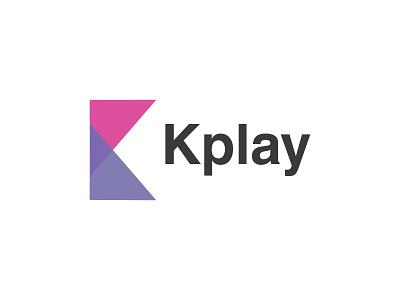 K Letter Logo l Kplay Overlapping Logo Design technology overlapping logo logotype logo mark logo maker branding design brand design brand branding brand identity modern logo logo design overlapping overlay k letter k letter logo